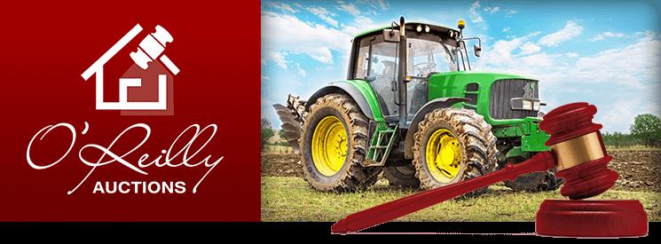 O'Reilly Team Farm Auction